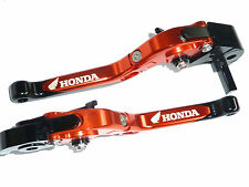 HONDA CB1000R 08-16 REPSOL FRENO MANETA DE EMBRAGUE SET PLEGABLE AJUSTABLE S15i