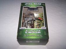 STAR WARS MINIATURES AT-ST ATTACK ON ENDOR SCENARIO PACK LIMITED EDITION MIB NIB