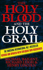 The Holy Blood And The Holy Grail, Lincoln, Henry Paperback Book
