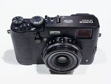Fujifilm X Series X100T 16.3MP Digital Camera - Black