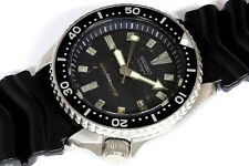 Seiko 17 jewels Divers 7002-7000 automatic - Serial nr. 282410