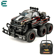 YED 1/10 Scale 6x6 RC Monster Truck Rock Crawler Off Road Buggy RTR LED Climber