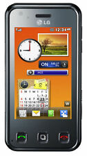 LG Renoir Kc910 Black,Unlocked Triband,8Mp Camera,Fm, Bluetooth, Gsm Cellphone