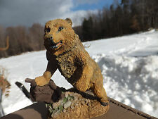 1987 Franklin Mint Wildlife Preservation Trust Ursus Arctos Horribilis - Bear