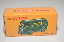 / / ATLAS DINKY TOYS 25BV 25 BV PEUGEOT D3A FOURGON CIBIE MINT BOXED SEALED