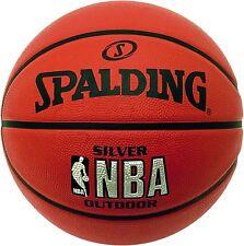 Spalding - Basketball NBA Silver - Size 7