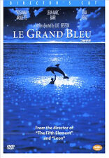 The Big Blue / Le Grand Bleu (1988) - Luc Besson DVD NEW