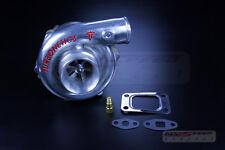 Turbonetics t3t4 t4e journal bearing 48 trim /4 bolt downpipe /400hp