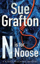 N is for Noose (A Kinsey Millhone mystery), Sue Grafton