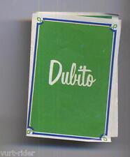 Mulino Bianco Sorpresine - Dubito - 1984 - solo libretto - usato