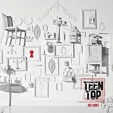 K-pop Teen Top - Red Point (CHIC) (7th Mini Album) (TTOP07MN_Chic)