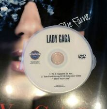 Lady GAGA DVD single music video Til It Happens to You Tom Ford i want your love