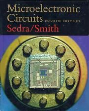 Microelectronic Circuits (The Oxford Series in Electrical and Computer Engineeri