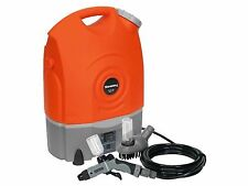 Sealey Rechargeable 12v Pressure Washer Car Caravan Boat 17ltr 8.5bar / 123psi