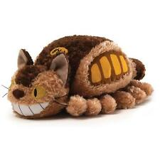 "My Neighbor TOTORO Deluxe XL 12"" CAT BUS PLUSH Doll ANIME Miyazaki Studio Ghibli"