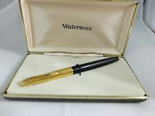Penna stilografica WATERMAN placcata ORO Vintage anni 60 ORO 18 KT 129VV1615