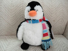 La Senza Girl PATTY PENGUIN 2006 Canada 10th Annual Christmas Toy MINT 12 Inch