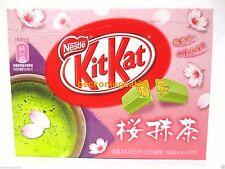Nestle Kit Kat Chocolate Green Tea Sakura Maccha Matcha Cherry Blossom 1bx JAPAN