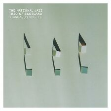 The National Jazz Trio of Scotland-standard vol.2 CD NUOVO