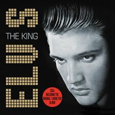 Elvis Presley ~ The King 2CD includes the original 'Loving You' album NEW SEALED