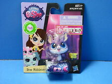 #3653 Littlest Pet Shop Singles Combo PET PAWSABILITIES Bree Nibbleson