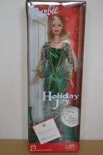 2003 Playline Collector Special Edition HOLIDAY JOY Barbie