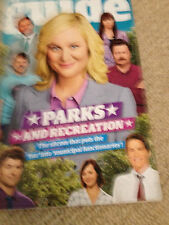 Guide Mag 2014 - Amy Poehler Jamie Bamber Tom Hiddleston St Vincent Wild Beasts