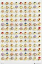 DESSERT POSTER Cup Cakes