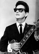 #893 ROY ORBISON BLACK & WHITE  8.5 x 11 Glossy Picture Photo NOT 8 X 10