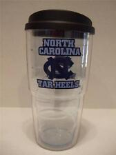 UNIVERSITY OF NORTH CAROLINA TAR HEELS - 24 OUNCE THERMO SERVE TUMBLER