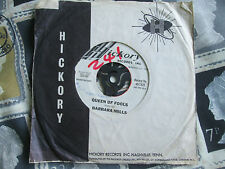 "Barbara Mills ‎Queen Of Fools / (Make It Last) Take Your Time Vinyl 7"" Promo 45"
