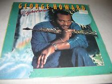 GEORGE HOWARD REFLECTIONS LP NM MCA-42145 1988