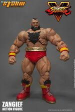Storm Collectibles 1/12 Action Figure - Street Fighter V: Zangief [PRE-ORDER]