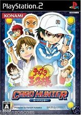 Used PS2 The Prince of Tennis: Card Hunter SONY PLAYSTATION JAPAN IMPORT