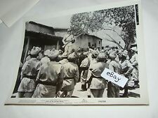 "1953 KING OF THE KHYBER RIFLES Tyrone Power Movie Press Photo 8 x 10 ""D"""
