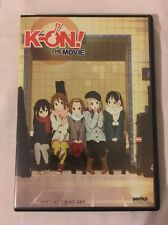 K-ON! The Movie (DVD, 2013, 2-Disc Set)