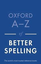 Oxford a-Z of Better Spelling (2013, Paperback)