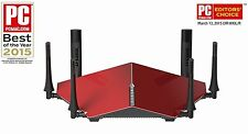 D-Link Ultra Tri-Band Wi-Fi Router with 6 High Performance Beamforming Antennas