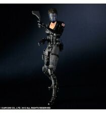 Resident Evil Operation Raccoon City Play Arts Kai figurine Lupo