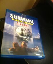Survival: Tales of the Wild - Sea Otters (Blu-ray Disc, 2011)