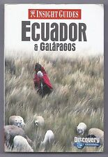 Ecuador and Galapagos by Pam Barrett and Insight Guides Staff