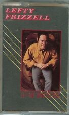 LEFTY FRIZZELL - LET ME SING TO YOU - CASSETTE - NEW