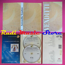 CD ANTONELLO VENDITTI Omonimo Same 2 CD 1997 HEINZ 74321459552 (2) no lp mc dvd
