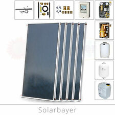 Solarbayer Solarset/Forfait solaire 10,10 m² Installation solaire pour