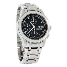 Concord Ventu Mens Blk Dial Swiss Chronograph Automatic Watch 0310178