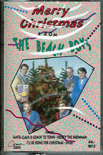 MERRY CHRISTMAS FROM - THE BEACH BOYS (CASSETTE) BRAND NEW FACTORY SEALED