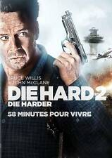 Die Hard 2: Die Harder Blu-ray/DVD Combo Bruce Willis FREE shipping