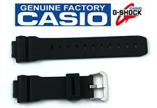 CASIO G-Shock DW-9052 16mm Original Black Rubber Watch BAND Strap DW-9051