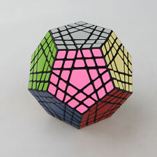 Mf8 5X5x12 Megaminx sticker rubik education toys, speed magic cube puzzle