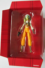 "Star Wars Rebels Hera Syndulla A-Wing Pilot figure 3 3/4"" scale"